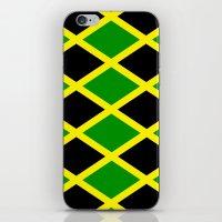 jamaica iPhone & iPod Skins featuring Jamaica Jamaica Jamaica by cleopetradesign.com