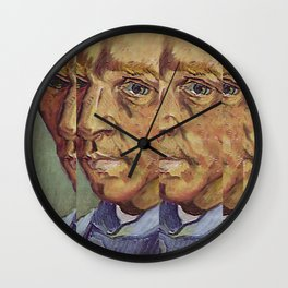 Vincent Van Gogh #05 Wall Clock