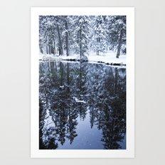 Narnia in Austria Art Print