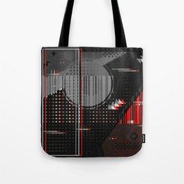 post modern art Tote Bag