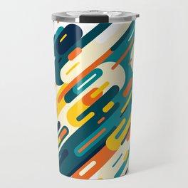 Abstracts Around The World Travel Mug