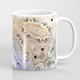 Vintage colored kaleidoscope Coffee Mug