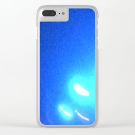 Abstracte Light Art in the Dark Version 40 Clear iPhone Case