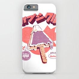Fuji Ice Pop iPhone Case