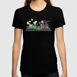 EcoBook T-shirt