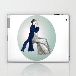 Fashion Illustration - Pride & Prejudice Laptop & iPad Skin