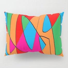 Abstract 21n Pillow Sham