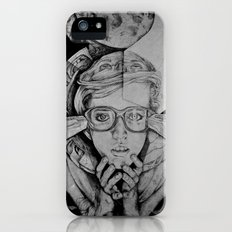 inspired 1 iPhone (5, 5s) Slim Case