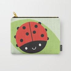 Kawaii Ladybird Carry-All Pouch