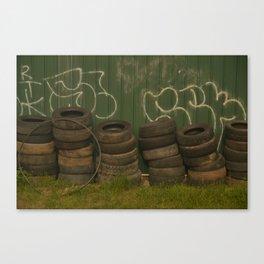Expired Canvas Print