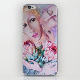 Kings Gift iPhone Skin