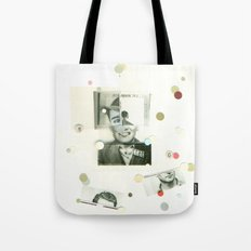 Tongue Tote Bag
