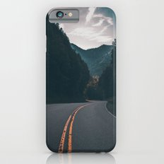 Road #Trees iPhone 6 Slim Case