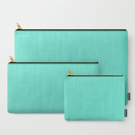 Simply Pure Turquoise Carry-All Pouch
