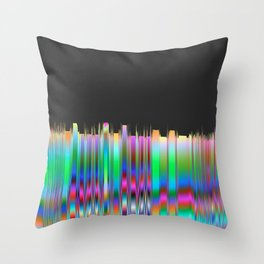 Scape_4 Throw Pillow
