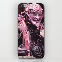 danny ivan iPhone & iPod Skins featuring IVAN OOZE by HelloWolfgang