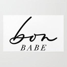 Bon Babe Rug