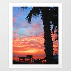 South Padre Island Art Print