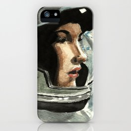 Galactic hope iPhone Case