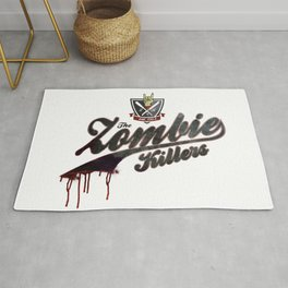 The Zombie Killers Rug