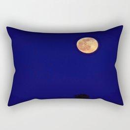 Late night dreams Rectangular Pillow