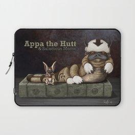Appa the Hutt and Salacious Momo Laptop Sleeve