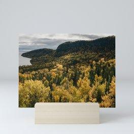 Grand Portage, Minnesota | Nature and Landscape Photography Mini Art Print
