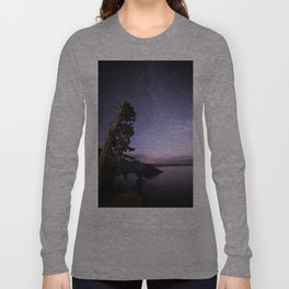 Crater Lake Glow Long Sleeve T-shirt