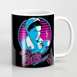 Hot Coffee and Pop Coffee Mug