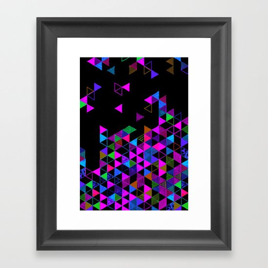 Radeo Gahga Framed Art Print