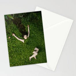 Green Mareen Stationery Cards