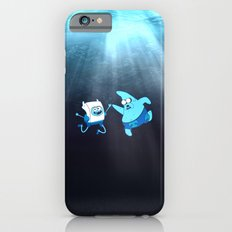 SpongeFinn AdventurePants Slim Case iPhone 6s