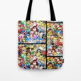 Nintendo Tribute Tote Bag