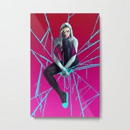SPDR-GWEN Metal Print