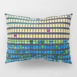Color Flips Pillow Sham