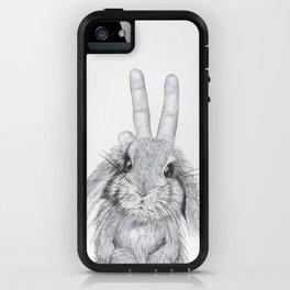 bunny ears! iPhone Case