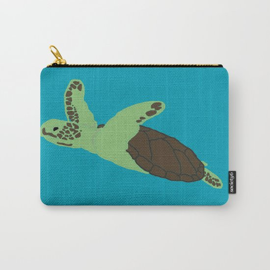 Seaturtle Travelling  Carry-All Pouch