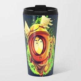 Greek God Kenny Travel Mug