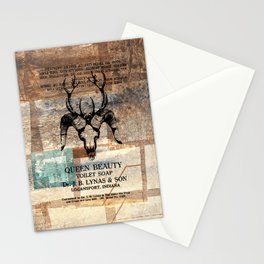 SOAP Stationery Cards