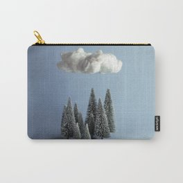 A cloud over the forest Carry-All Pouch