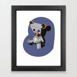 Jare Bear Framed Art Print