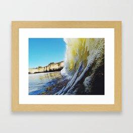 GREENROOM Framed Art Print