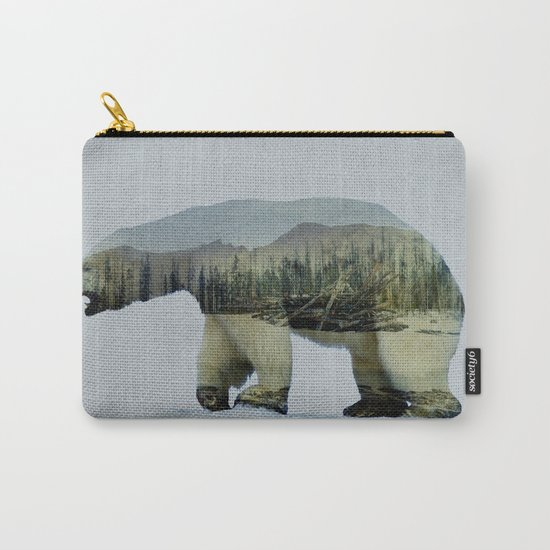 The Polar Bear Carry-All Pouch