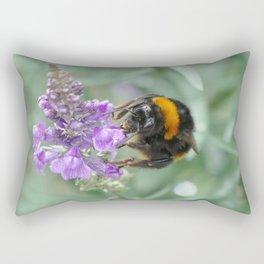 Hello Flower! Rectangular Pillow