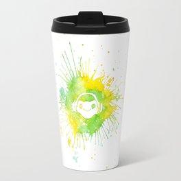 Let's break it down! Travel Mug