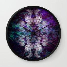 Reign Wall Clock