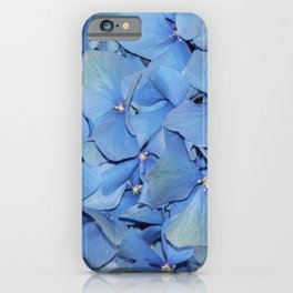 Hydangea iPhone Case