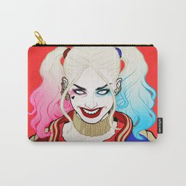 ♦ ♠ HARLEY QUINN ♥ ♣ Carry-All Pouch