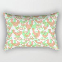 Snooty Transparancy Rectangular Pillow