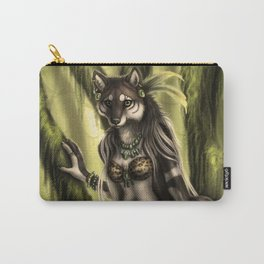 Mayan Princess Carry-All Pouch